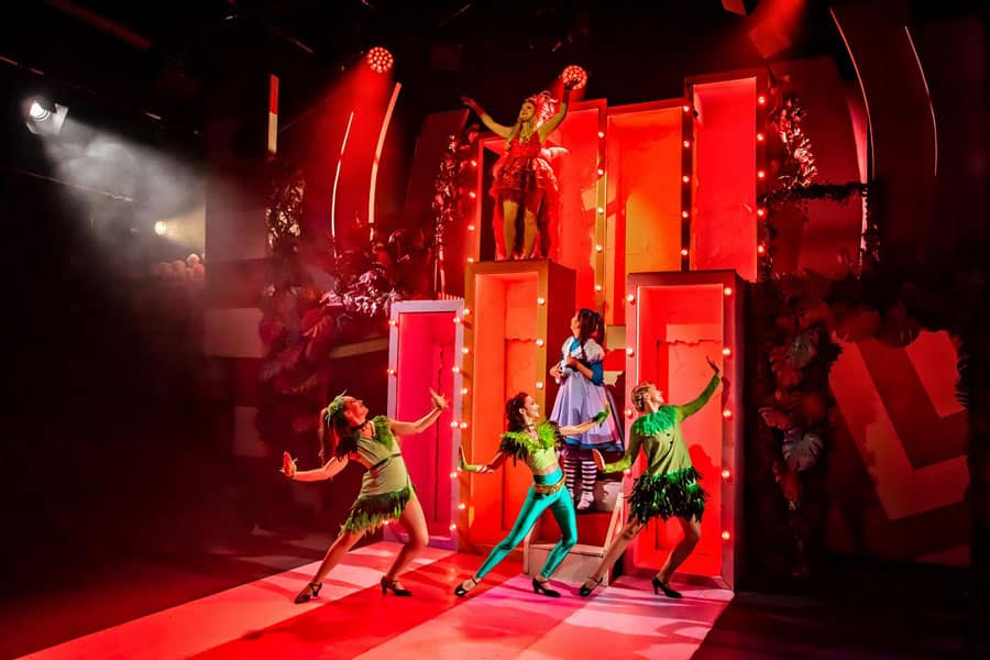 Seussical musical review Southwark Playhouse