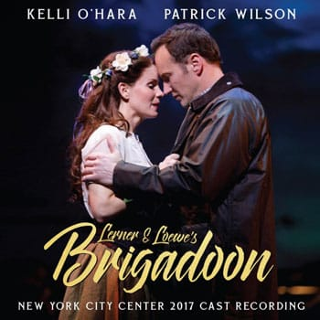 Brigadoon Cast Album review Ghostlight Records