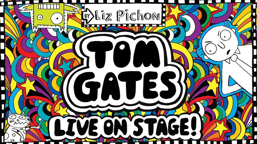 Tom Gates UK Tour 2019