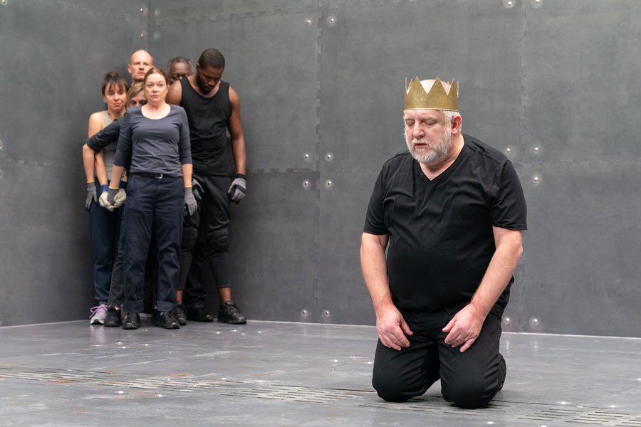Tragedy Of King Richard The Second Almeida Theatre