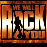 We Will Rock You UK Tour