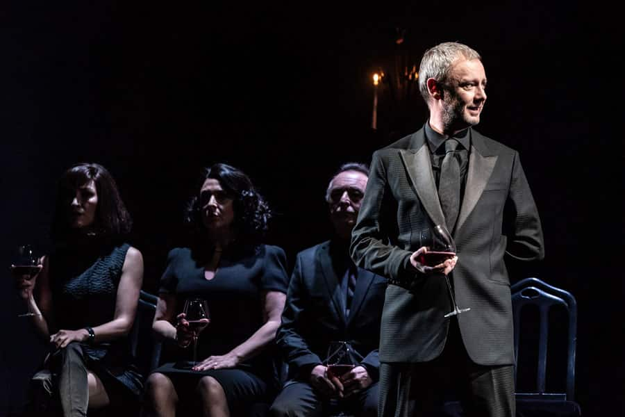 Pinter Six review