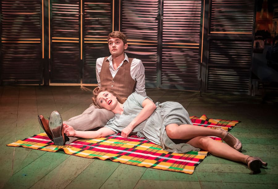 Aspects Of Love review Southwark Playhouse