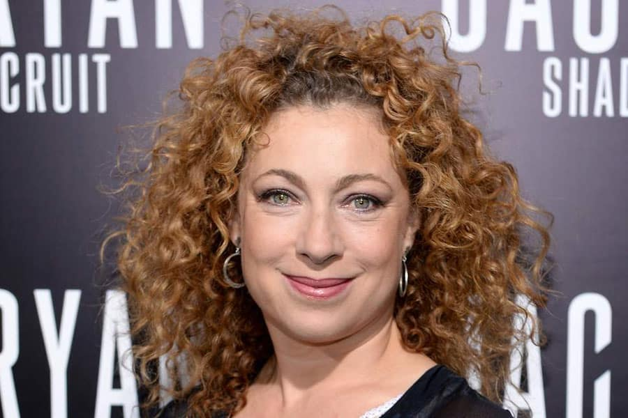Alex Kingston Admissions