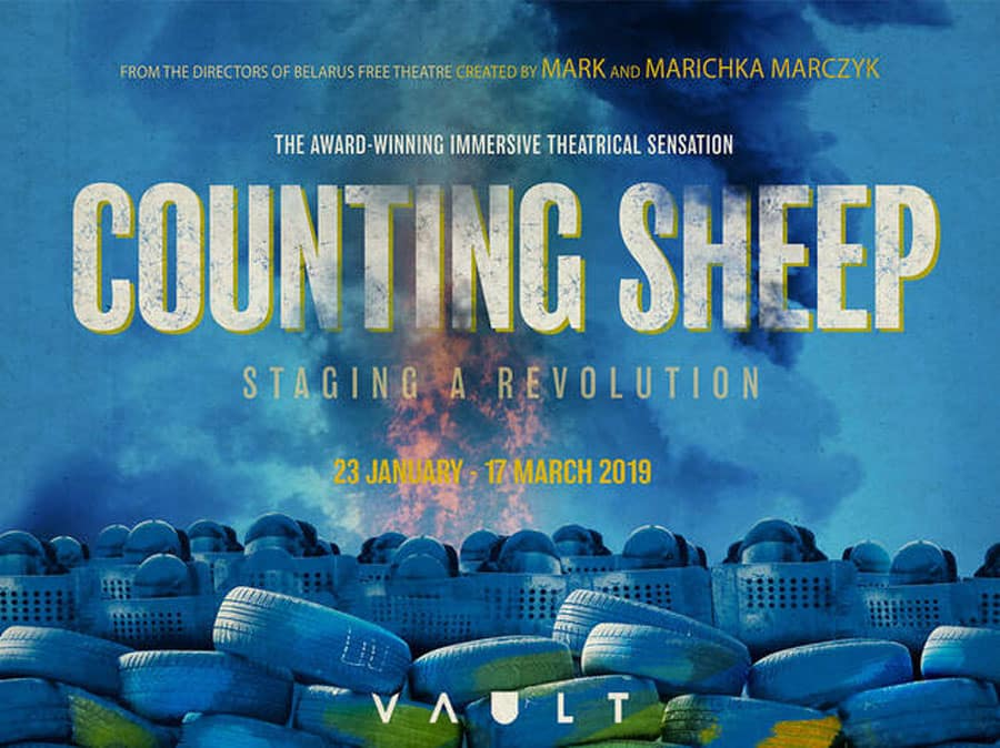 Counting Sheep Vault Festival 2019