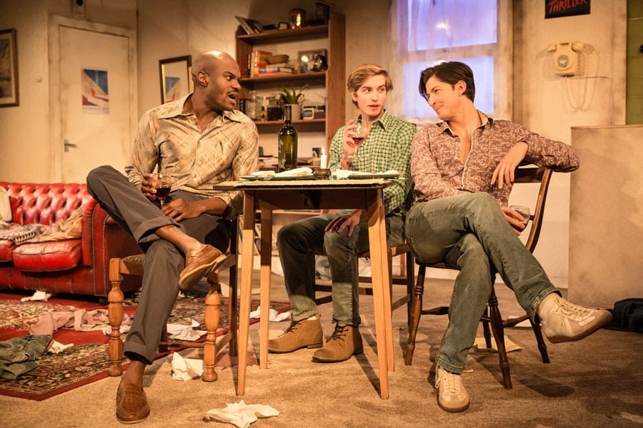 Coming Clean review Trafalgar Studios