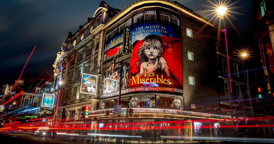 Les Miserables Queens Theatre