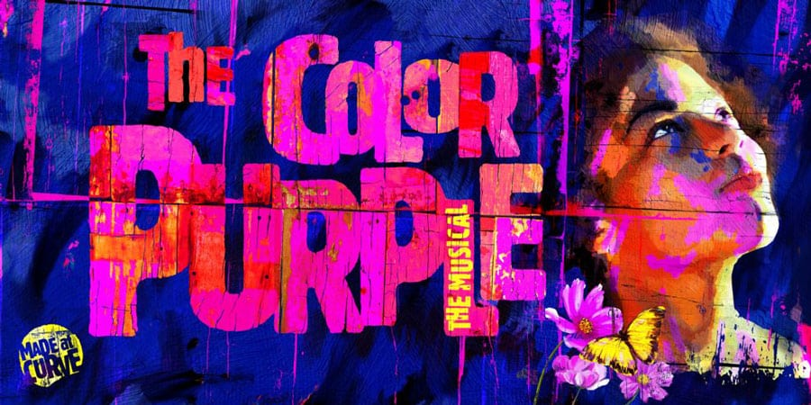 The Colour Purple Curve Leicester