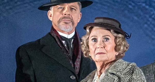 INTERVIEW: Juliet Mills on The Lady Vanishes and touring with husband Maxwell Caulfield