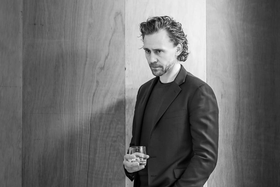 FIRST LOOK: Tom Hiddleston in rehearsal for Harold Pinter's Betrayal