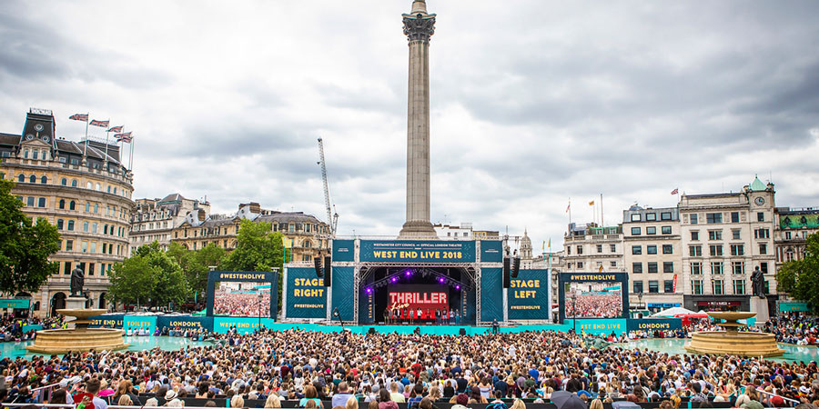 West End Live 2019 - Show Line Up Announced