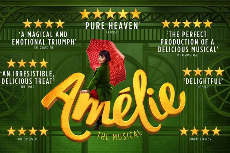 Amelie Uk Tour