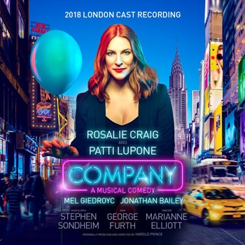 Company 2018 London Cast album review