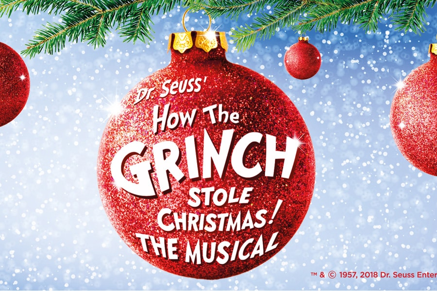 The Grinch Who Stole Christmas Book.How The Grinch Stole Christmas Uk Tour