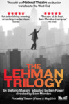 The Lehman Trilogy Piccadilly Theatre