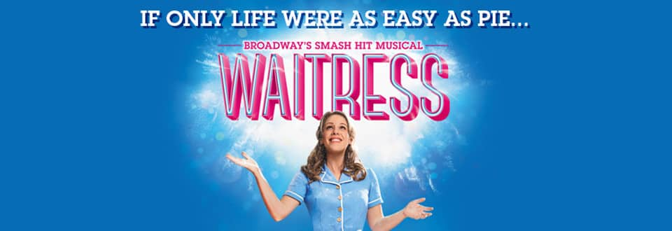 Buy tickets for Waitress the musical London