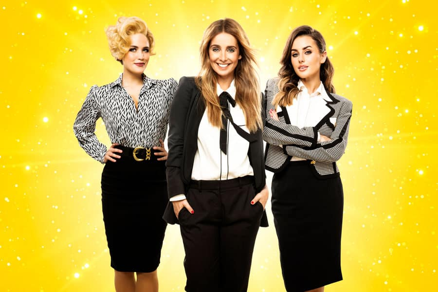 Louise Redknapp 9 to 5 the musical tickets