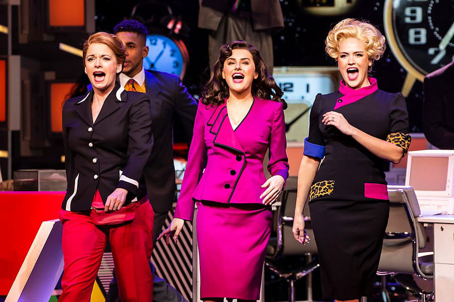 Dolly Parton's 9 to 5 review Savoy Theatre