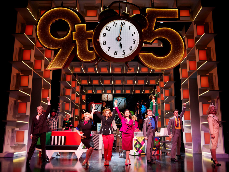 FIRST LOOK: Louise Redknapp joins cast of 9 to 5 the musical