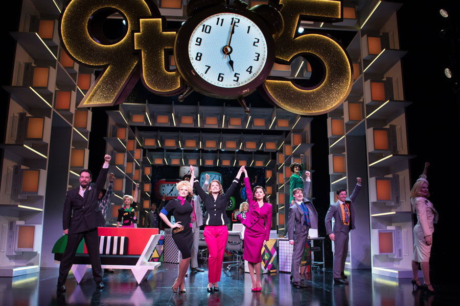 9 to 5 musical uk tour