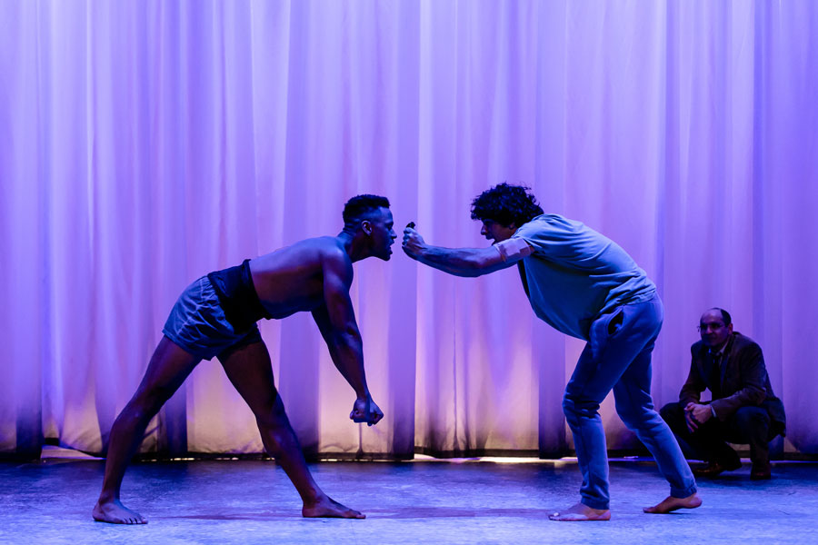 Equus review English Touring Theatre
