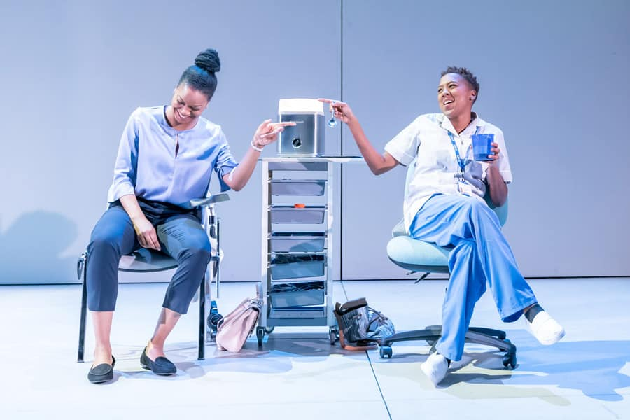 The Phlebotomist Hampstead Theatre