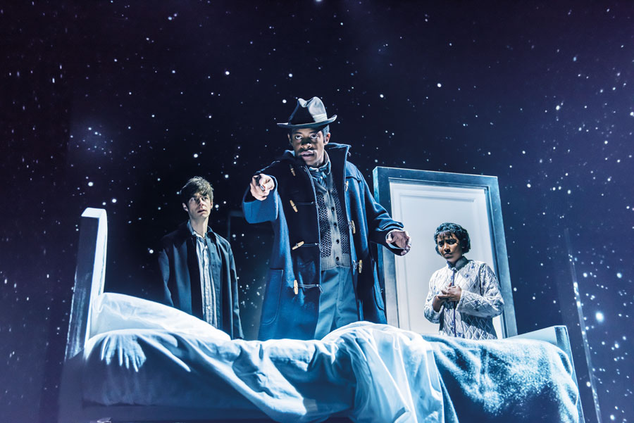 The Twilight Zone West End Transfer