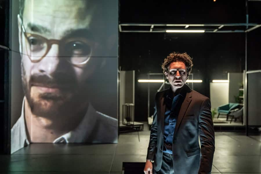 The Phlebotomist review Hampstead Theatre