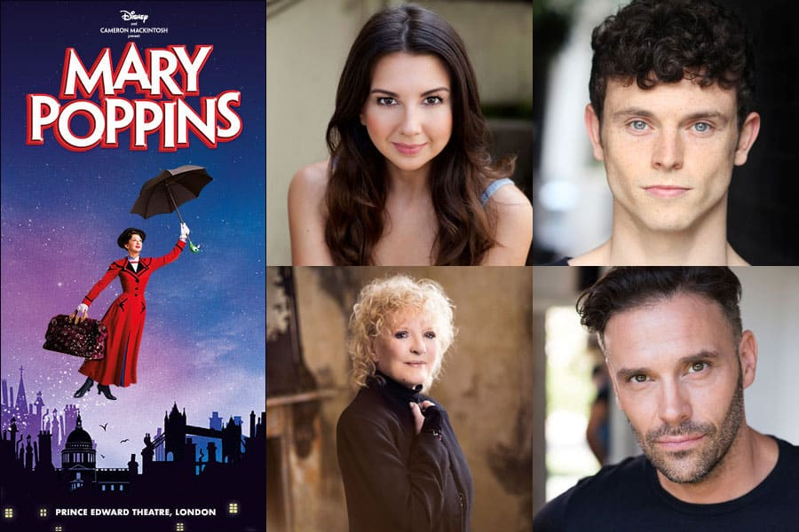 Mary Poppins Tickets Prince Edward Theatre