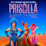 Priscilla Queen of the Desert tour tickets