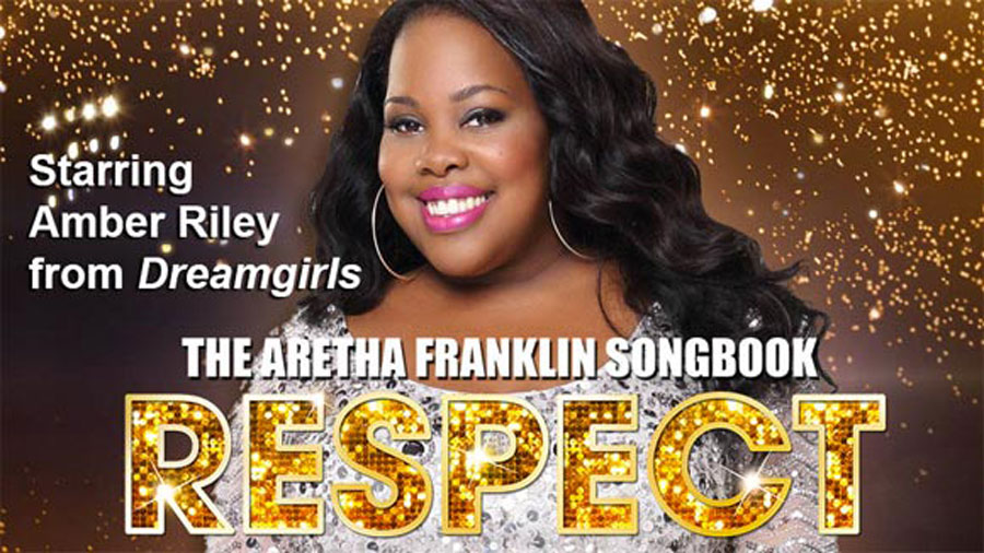 Amber Riley Respect Aretha Franklin Songbook UK Tour