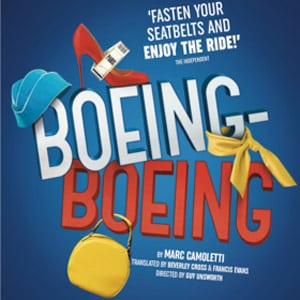 Boeing Boeing Tour 2019 - Tour Cancelled