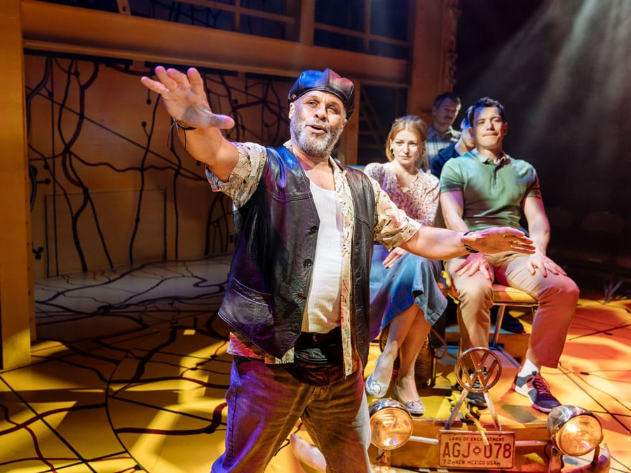 Little Miss Sunshine tickets Arcola Theatre