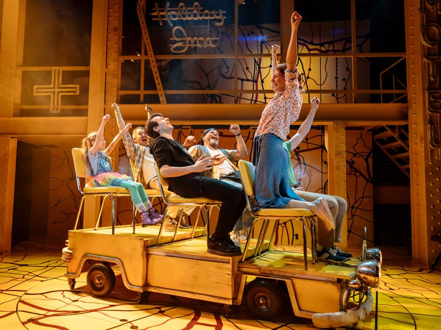 Little Miss Sunshine review Arcola Theatre