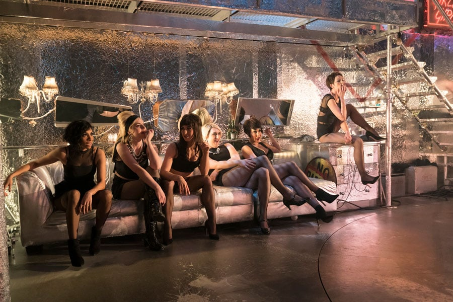 FIRST LOOK: Sweet Charity at the Donmar Warehouse