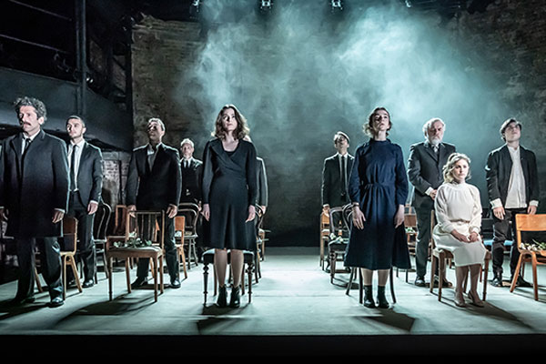 REVIEW: Three Sisters, Almeida Theatre ✭✭✭