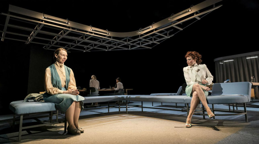 Top Girls review National Theatre