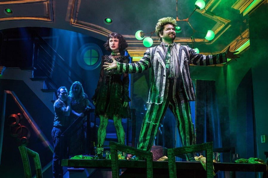 Beetlejuice tickets Winter Gardens Theatre Broadway