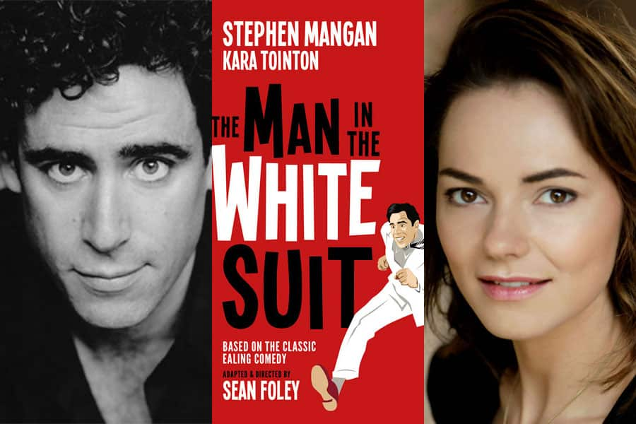 Man In The White Suit tickets Wyndhams Theatre