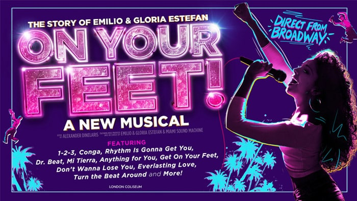 On Your Feet UK Tour tickets