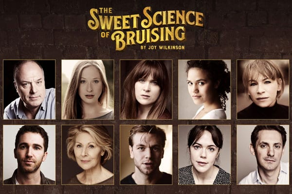 Sweet Science Of Bruising cast Wiltons Music Hall