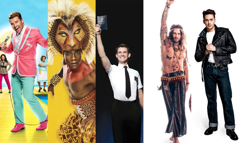 TOURING | West End Shows & Musicals on Tour 2019 & 2020