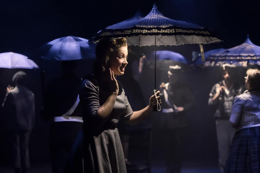 Amour tickets Charing Cross Theatre