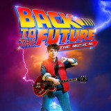 Back To The Future musical Manchester West End