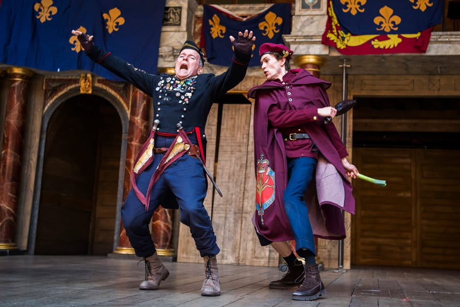 A review of willa shakespeares henry iv