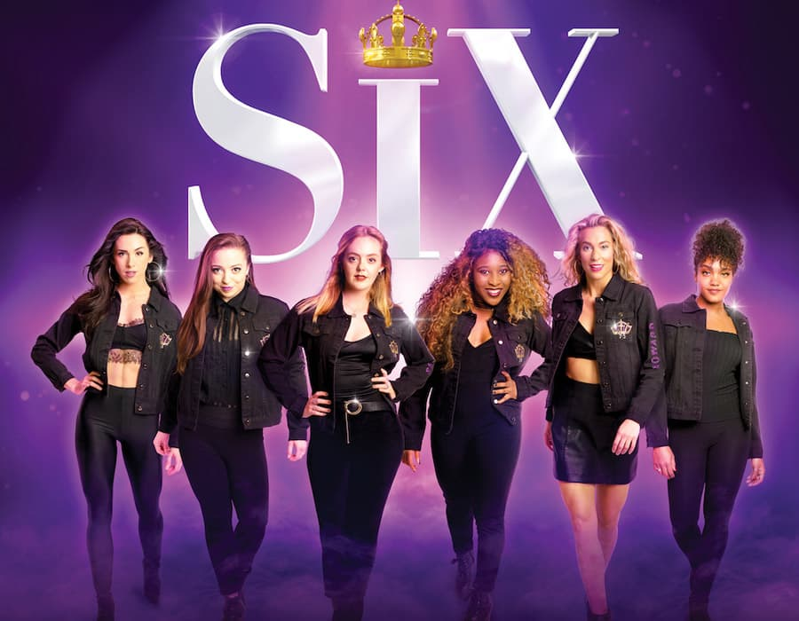 Six UK Tour Cast