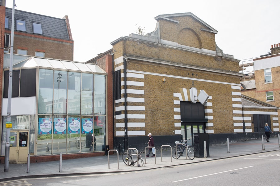 The Tramshed Lewisham
