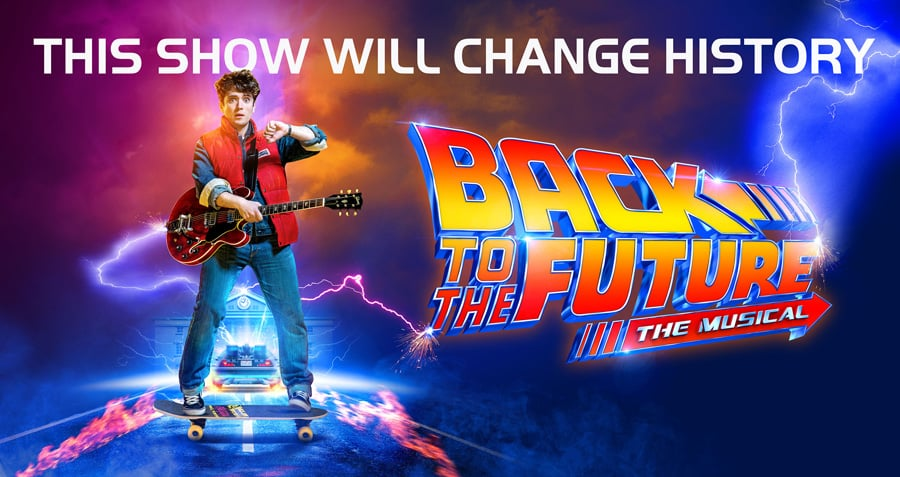 Back To The Future the musical full cast announced