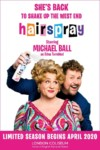 Hairspray tickets London Coliseum Michael Ball