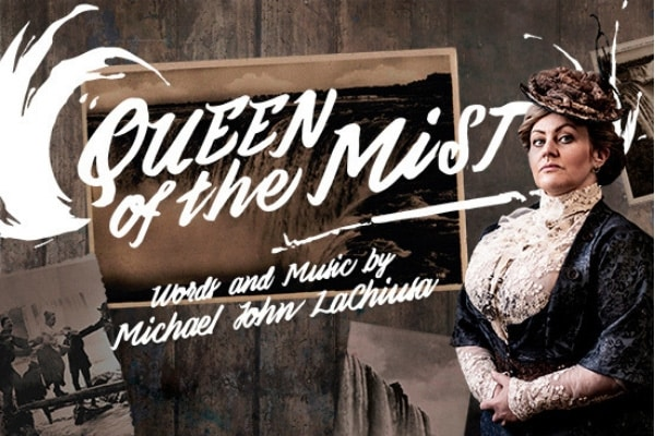 Michael John LaChiusa's musical Queen Of The Mist transfers to Charing Cross Theatre